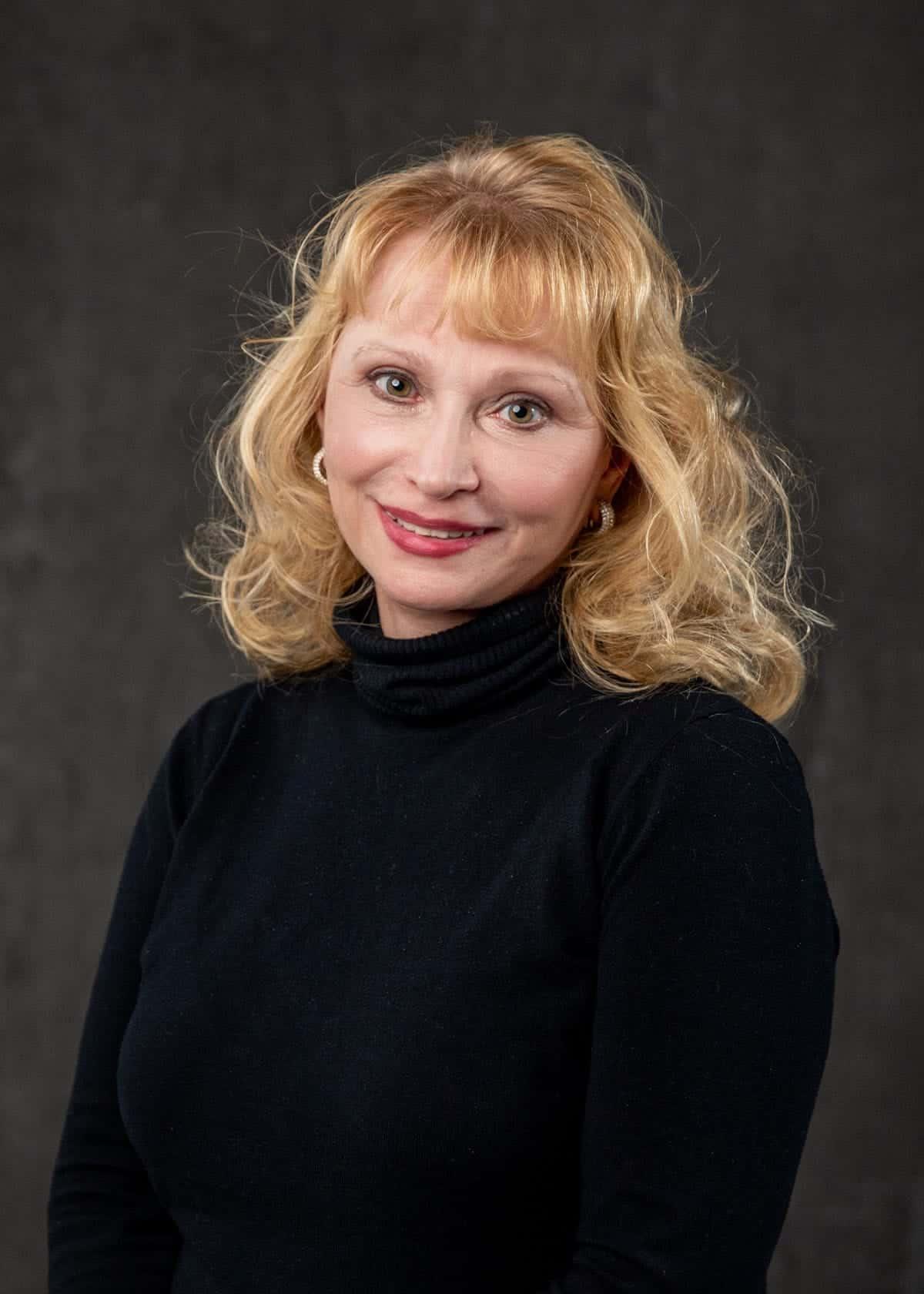 Dr. Deborah Bradford, Vice President of Outpatient Services